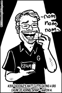 Matt Cutts karikatúra